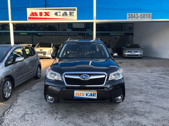 Subaru Forester Xt 2.0 Turbo 2016 Novíssimo Top De Linha