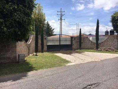 (crm-738-1231) Casa Rancho En Renta Camino A Huimilpan A 10 Min De Plenus
