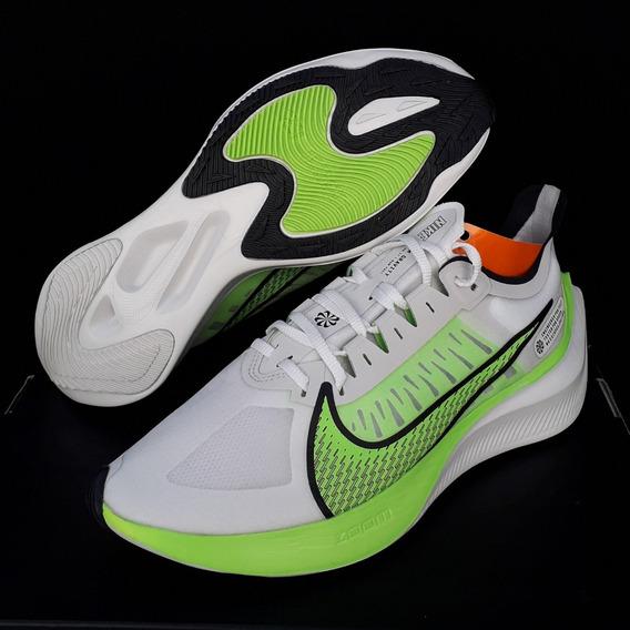 Tênis Nike Zoom Gravity Branco De Corrida Masculino Original