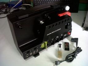 Minolta Sound 6000 + Ki De Edición De Películas Super8 (d20)