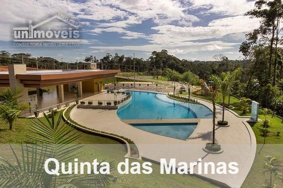 Lote A Venda De 250,00 M² Condomínio Quinta Das Marinas Ponta Negra / Manaus - Teqntmarin - 34441929