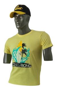 Franelas Camisa Sueters Caballero Algodon Estampado Surf