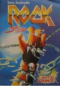 Álbum Digitalizado Rock Stamp 1984 + 2 Álbuns A Sua Escolha
