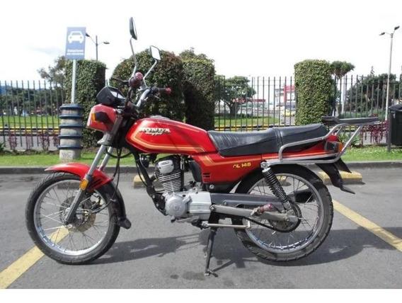 Honda Gl 145 Classica Japonesa