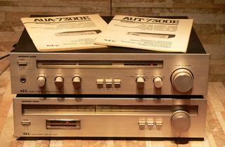 Amplificador Y Sinto Nec Aua7300e Japan Su-distribuidor