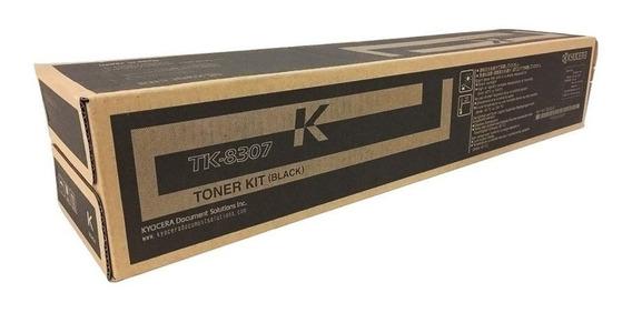 Tk-8307k Toner Kit Black Kyocera Taskalfa Original
