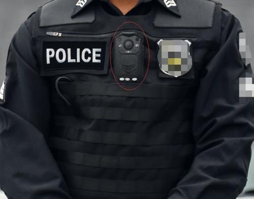 Câmeras Acopladas Ao Corpo C/gps  Gajaa2 Policial, Guardas