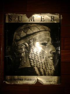 Libro De Civilización Sumeria En Buen Estado De 1960 Vintage