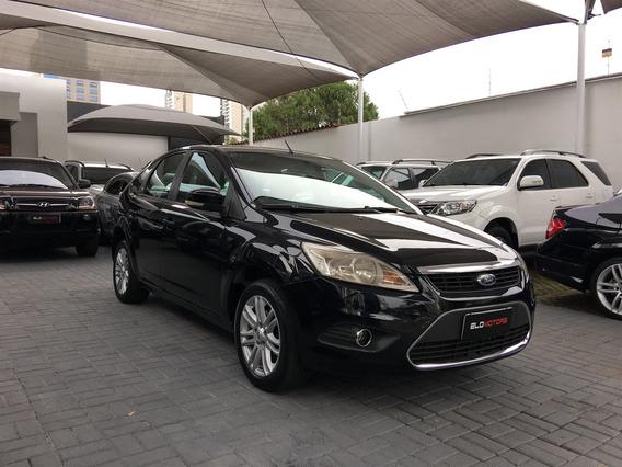 Ford Focus 2.0 Ghia 16v Gasolina 4p Automático