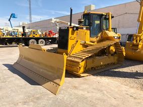 Bulldozer Caterpillar D6m Lgp Mod. 2001 Con Ripper