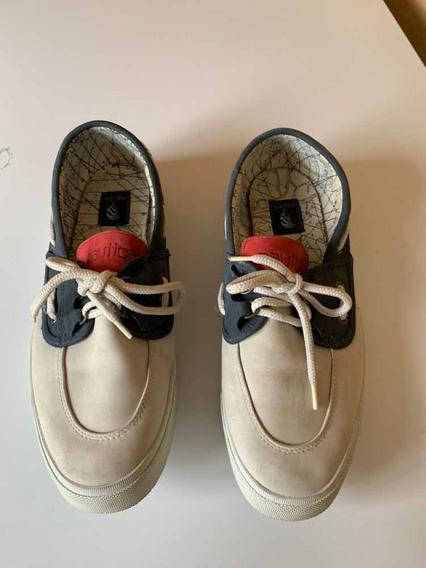 Zapatos Mocasines Marca Náutica Hombre