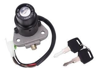 Chave Ignição Contato Dt 200 / Dt 200r 4 Fios