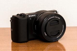Cámara Sony A5100