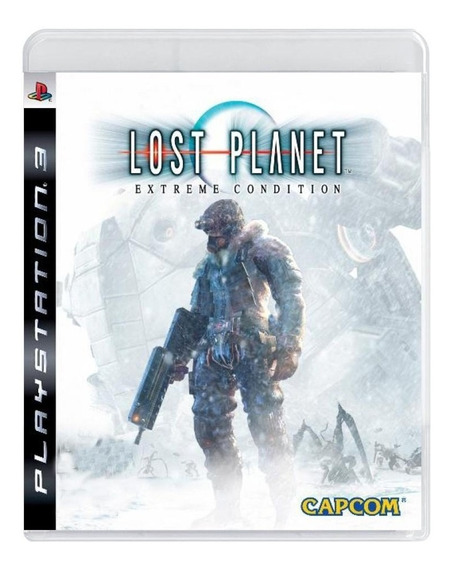 Lost Planet Extreme Condition Ps3 Mídia Física