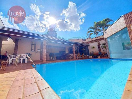 Casa À Venda, 198 M² Por R$ 675.000,00 - Ribeirânia - Ribeirão Preto/sp - Ca4143
