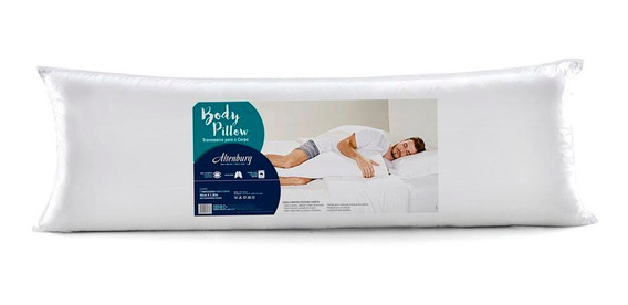 Travesseiro De Corpo Altenburg Branco