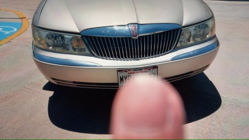 Imagen 1 de 13 de Lincoln Continental Continental