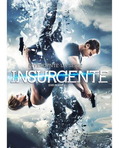 Divergente La Serie Insurgente Shailene Woodley Pelicula Dvd