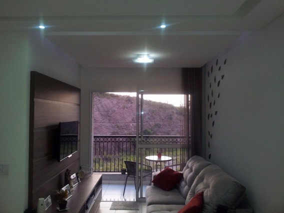 Apartamento Residencial À Venda, Caxambu, Jundiaí. - Ap1185 - 34729884