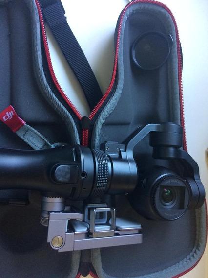 Câmera De Ação Digital Osmo 12mp 4kdji+bateria+carreg+case