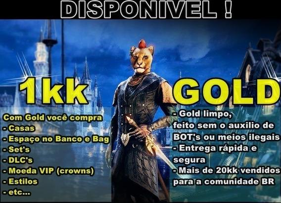 The Elder Scrolls Online - Gold Pc Na - 1 Milhão Eso