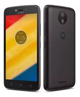 Motorola Moto C Nuevo Android 7.0 Camara5+2mpx Memoria 8+1gb