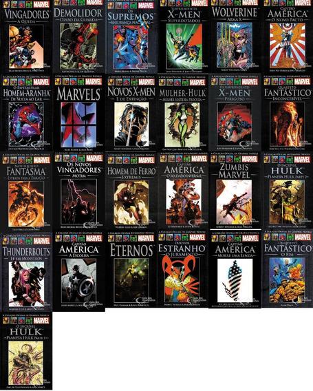 Coleção Marvel Salvat - Vários Volumes - R$40,00 Cada