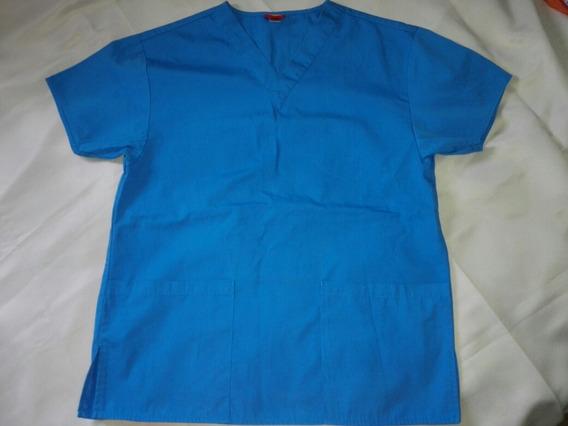 Top Uniforme Blusa Dama Talla M Dickies Uniforme Medico /