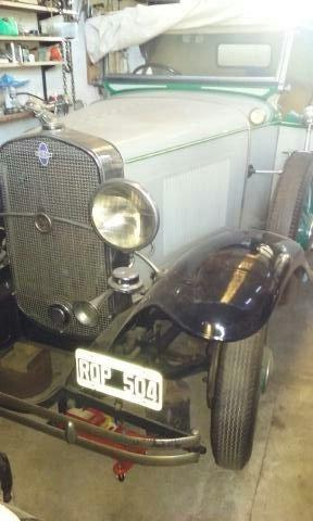 Chevrolet Voiturette 1930