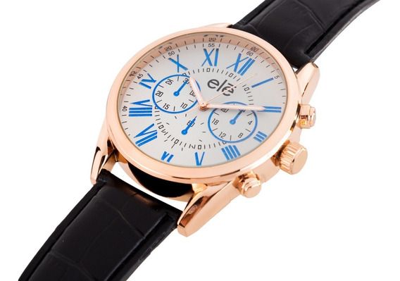 Reloj,relojes Moda Hombre Mujer Casual, Ele 1007-b