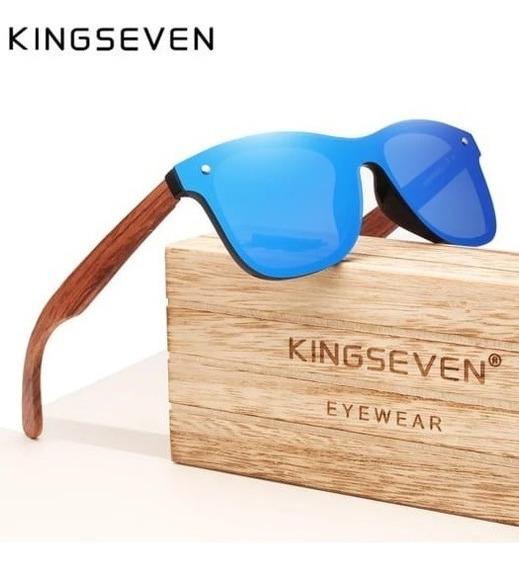 Óculos De Sol Polarizado Kingseven 2019 Unissex