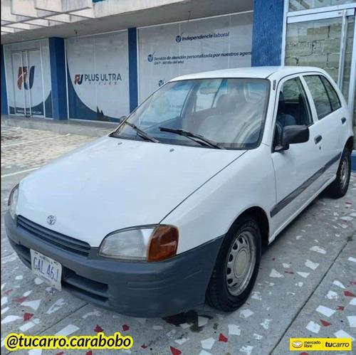Toyota Starlet Automática