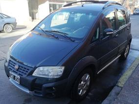 Fiat Idea 1.8 Adventure Gnc 2010 Transf. Incluida