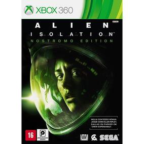 Alien Isolation X-box 360 Midia Digital Exclusivo