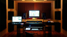 Studio De Grabación En El Centro De La Ciudad De Sd