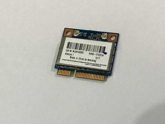 Mini Placa Wireless + Antena Samsung Rv411 Rv415 Cod.465