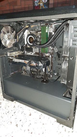Computador Gamer Intel I3 8100,16gb Ram,gtx1060 6gb