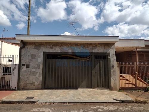 Casa, Campos Elíseos, Ribeirão Preto - C4812-v