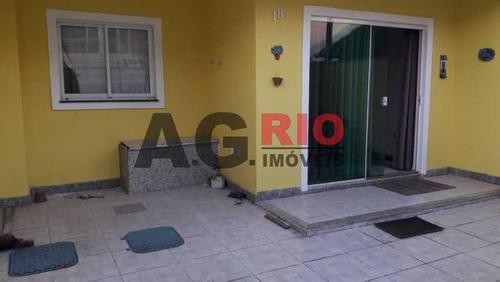 Casa Em Condomínio-à Venda-jardim Sulacap-rio De Janeiro - Vvcn30033