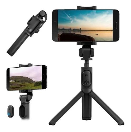 Bastão Tripé Mini 360º Pau De Selfie Bluetooth 3em 1 Celular