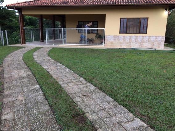 Chácara À Venda Paraibuna Com 3 Dormitórios 6000 M² 800.000 - Capim Da Angola - Paraibuna/sp - Ch0019