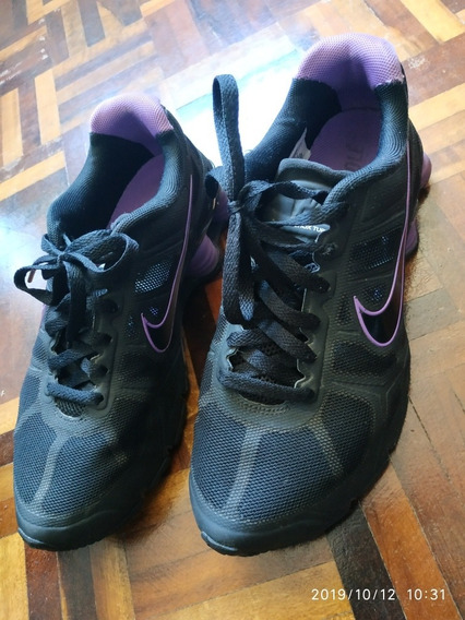 Tênis Nike Shox Turbo Feminino 38 Seminovo Original