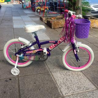 Bicicleta Liberty Rodado 15 Divinas Con Canasto
