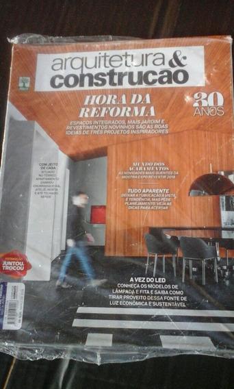 Revista Arquitetura E Construção Março 2018 30 Anos