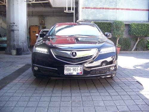 Acura Tlx Advance 2015