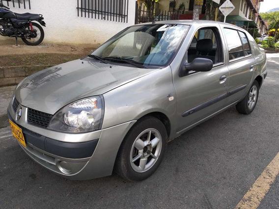 Renault Symbol 2006 Cc 1.6 Mecanico Excelente Estado