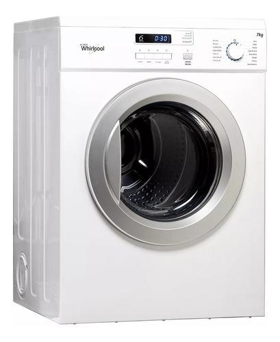 Imagen 1 de 6 de Secarropas Whirlpool Xpert Dry Wsr07sb 7 Kg !