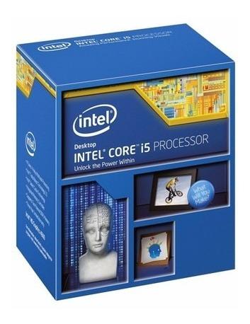Processador Intel 4440 Core I5 (1150) 3.10ghz Box-bx80646i54