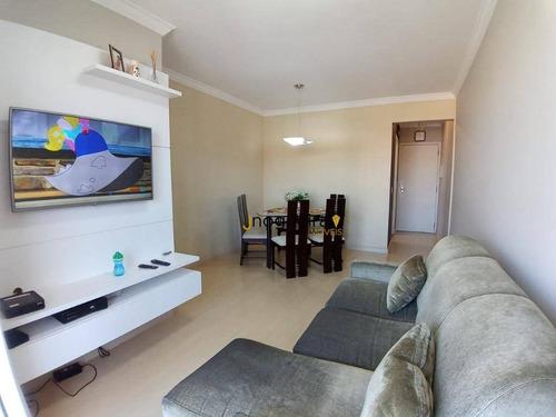 Imagem 1 de 26 de Apartamento Com 2 Dormitórios À Venda, 62 M² Por R$ 456.000,00 - Jardim Marajoara - São Paulo/sp - Ap14637