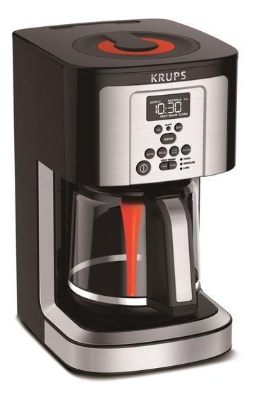 Cafetera Programable Krups Ec324050 14 Tazas Savoy 2 Oferta